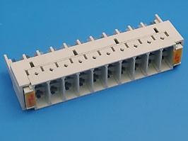 KRH-10, Магазин для разрядников к плинту 10 пар