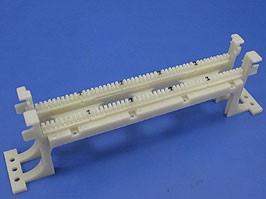 FA-833-50PL1, Кросс 50 пар, тип 110, крепление на стену, основание