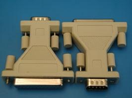 GC-9M25F, Переходник DB9M-DB25F