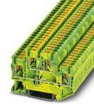 3210596, Conn Double-Level Terminal Block F 4 POS T DIN Rail