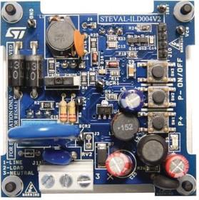 STEVAL-ILD004V2, EVAL BOARD, HALOGEN/LOW-CONSUMPTION LAMP