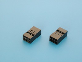 BLD-6, Разъем 2х3 гнездо на кабель