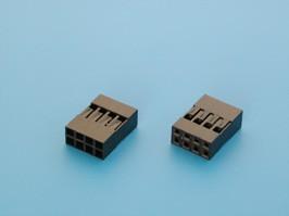 BLD-8, Разъем 2х4 гнездо на кабель