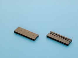 BLS2-10, Разъем 1х10 гнездо на кабель, шаг 2мм