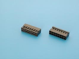 BLD2-16, Разъем 2х8 гнездо на кабель, шаг 2мм