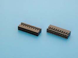BLD2-20, Разъем 2х10 на кабель, шаг 2мм.