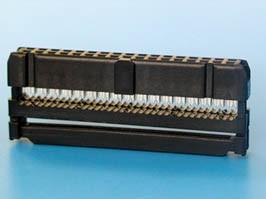IDC-34, Разъем 2х17 гнездо на плоский кабель