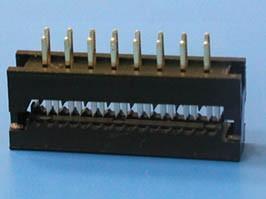 FDC-16, Разъем 2х8 контактов на плату для наколки на шлейф