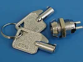 SWK-1, Ключ-выключатель 2 контактный