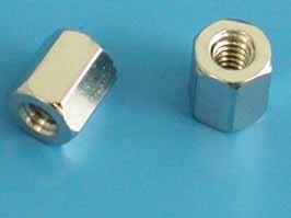 SCR-6N/CA-0270,, Гайка 6-гранная, h=6мм