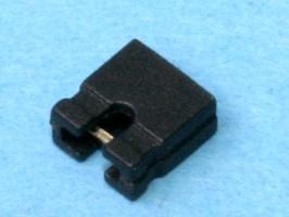 MJ2-4, Джампер 4,5мм, шаг 2мм, открытый, 2 контакта