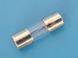 FS-45GF-1.0/250, Предохранитель 4.5х14.5мм, стеклянный, быстрый, 1.0А/250В (SGS)