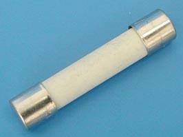 FS-63KT-8.0/250, Предохранитель 6.3х32мм, керамический, с задержкой, 8А/250В (ADA)