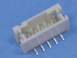 MW-5S (YY-1100-S05ST), Разъем питания 5 конт.(п) шаг 2,00 на плату, поверхн. монтаж