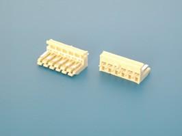 HPB-6M, Разъем питания 6 контактов, вилка на материнскую плату, шаг 3,96мм