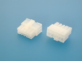 MF-10F (5557-10R), Разъем гнездо Mini-Fit 10 pin на кабель