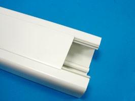 LE-10429, Короб 105х50мм прямоугольный, белый