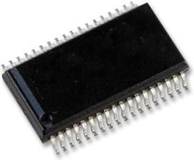 MAX7301AAX+T, Расширитель I/O, 26 МГц, SPI, 2.5 В, 5.5 В, SSOP
