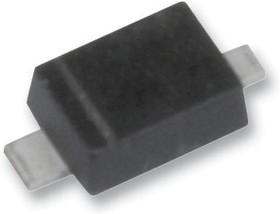 Фото 1/2 DZ2J200M0L, Диод Зенера, 20 В, 200 мВт, SOD-323F, 2 вывод(-ов), 150 °C
