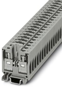 1415089, Conn Disconnect Terminal Block F 2 POS Screw RA T DIN Rail 16A