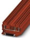 3037274, Conn Feed-Through Modular Terminal Block F 2 POS T DIN Rail 17.5A