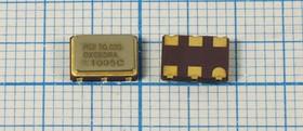 Управляемый напряжением (VCXO) кварцевый генератор 50МГц с перестройкой ПЧ:+/-50ppm, гк 50000 \VCXO\SMD07050C6\CM\ 3,3В\VC0750000XCBDRA\