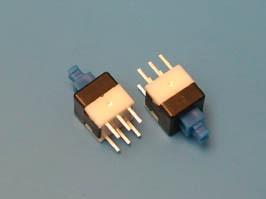 PSM1-1-0, Кнопка мини с фиксатором