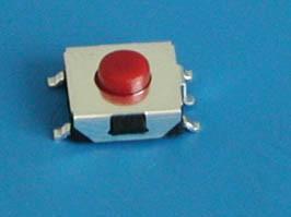 SWT-32, Кнопка тактовая, поверхностный монтаж