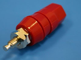 BP-9R, Клемма на приборный блок ВР-9 (красный)