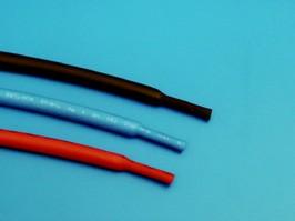 F32-3.5мм (синяя), Трубка термоусадочная (1м)