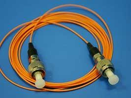 FPK-FC-mm-pt-1, Пигтейл FC mm50/125, 1м 0,9мм (2 шт.)