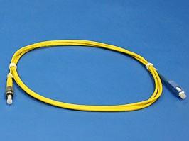 12-AFS1F04-2M/9/125 ST/PC-SC/PC 3.0mm, ST-SC патч-корд одномодовый, 2м (Simplex)