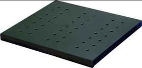 """FRM-WSHF40, Полка для оборудования в шкафы настенные, 19"""", 400мм, четырехточечная"""