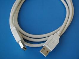SCUAA-1.5, Кабель USB (п-п) тип А-А, 1.5 м
