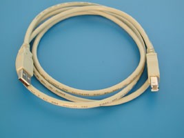 Кабель USB A-B (1.5м)