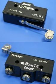 TM-1303, Переключатель концевой серии 13, тип 03