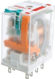 R2N-2012-23-1110-WT, Реле 110VDC 2 Form C 250VAC/12А