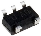 MAX6504UKN015-T, темпер.ключ Ind SOT23-5