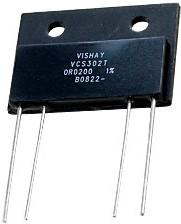 VCS302 0.02 Ом 10Вт 1% шунт, Y09430R02000F0L Foil High Precision