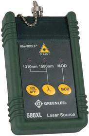 GT-580XL-FC , Лазерный источник излучения 580XL (1310/1550нм) c фиксированным FC адаптером