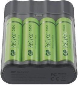 Фото 1/2 Charge AnyWay, Устройство зарядное 3 в 1 + 4AA(2600мАч)