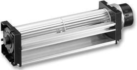 Фото 1/2 QG030-148/12, Нагнетательный вентилятор, серия QG030, Поперечный Поток, 12 В DC, DC (Постоянный Ток), 47.5 мм