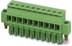 1863330, Conn Terminal Block F 5 POS 3.5mm Screw ST Panel Mount 8A