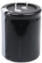 ECAP (К50-35), 470 мкФ, 400 В, 85°C, серия LS, Конденсатор электролитический алюминиевый
