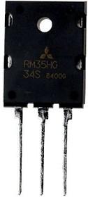 RM35HG-34S, 1диод 1700V 35A 0.3мкс