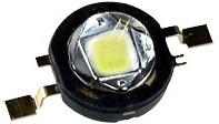 W42180, 06) свд белый 65лм 6050K 3.2В 0.35А 1.12Вт Power LED E