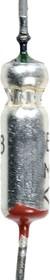 К52-1Б, 68 мкФ, 25 В, 10-20%, Конденсатор танталовый выводной