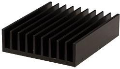 HS 036-100 радиатор 100x85x25