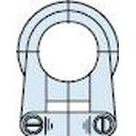 Фото 2/2 M85049/51S12N, Strain Relief Backshell 90° 12 Shell Size Electroless Nickel Aluminum Self Lock