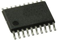 MAX3317EEUP+, RS232 дрв 460кбит/с 2.5В защ. Ind TSSOP20